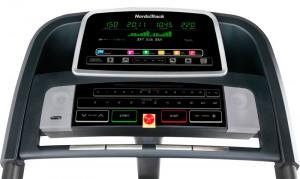 NordicTrack T18 Treadmill Console